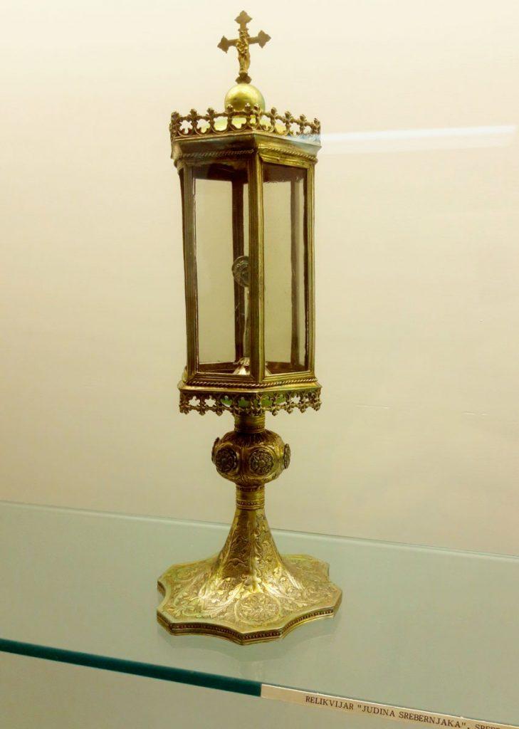 Relikvijar Judinog srebrnjaka