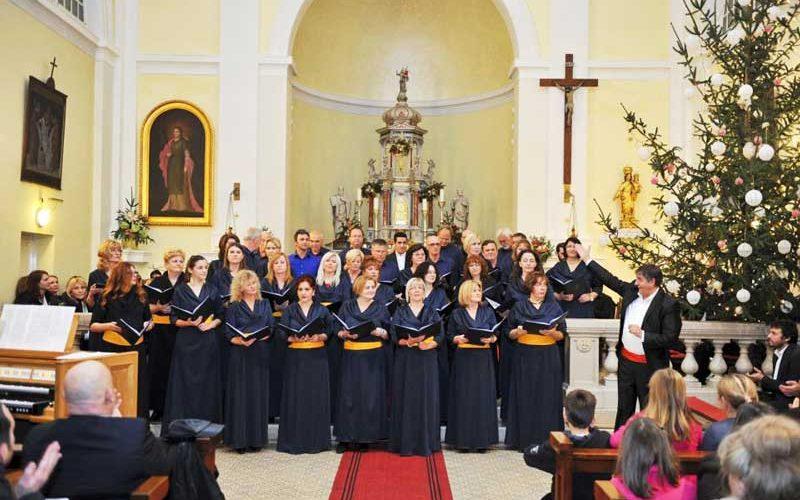 Gradski zbor novalja