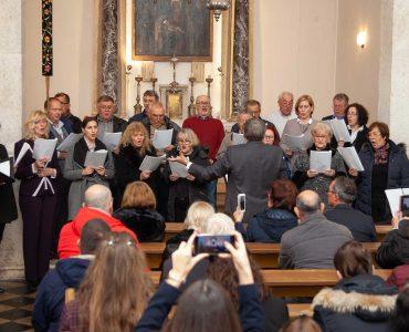 Adventsko-božićni koncert Gradskog zbora Novalja