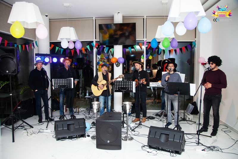 Klapa Puntamika - Novaljske maškare 2020