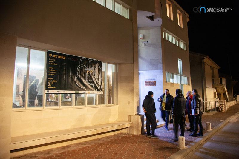 Noć Muzeja - Gradski muzej Novalja