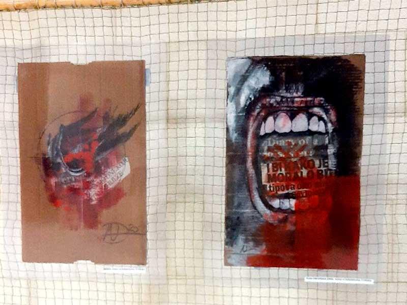 Nadia Zore Izložba Novalja