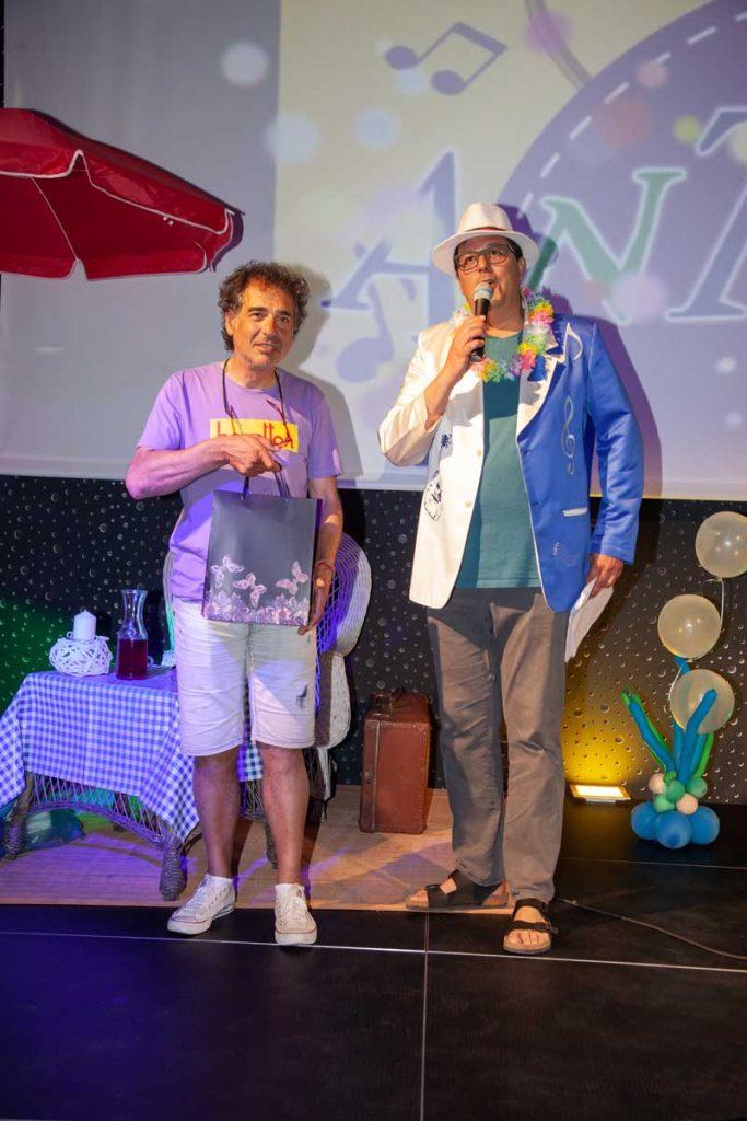 Simo Radosavljević i Ivo Fabijanić